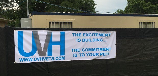 UVH Coming soon banner